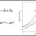 Nonlocal effects on the thermal behavior of non-crystalline solids