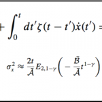 Different diffusive regimes, generalized Langevin and diffusion equations